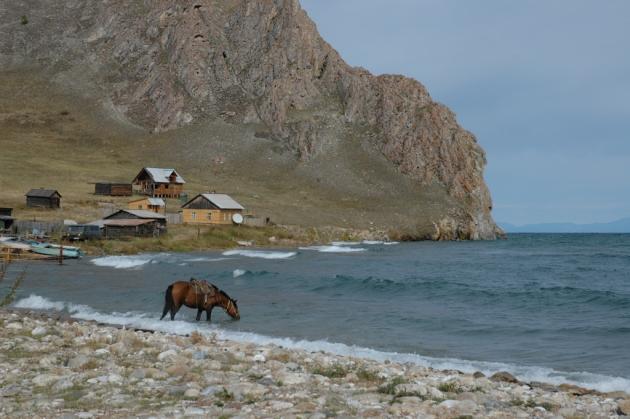 Узуры остров Ольхон озеро Байкал фото