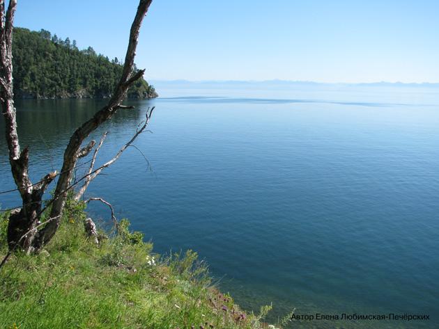 Фото озера Байкал: южное побережье