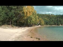 Чивыркуйский залив озеро байкал видео