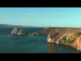 Байкал видео остров Ольхон Хужир